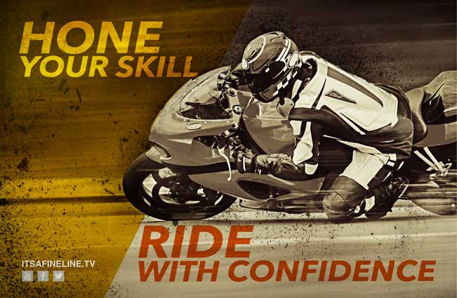 Motorcycle Training Motorcycle Safety It S A Fine Line